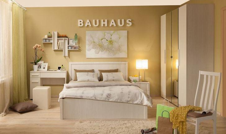 Спальный гарнитур Баухаус 2