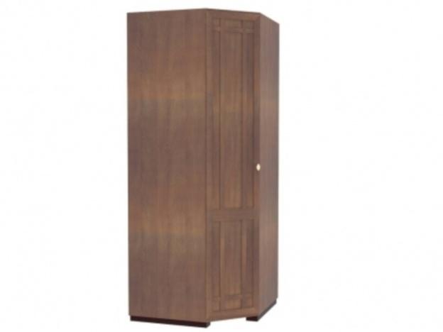 Шерлок 63 Шкаф угловой фасад стандарт орех
