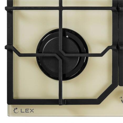 Газовая варочная поверхность LEX GVG 642 IV