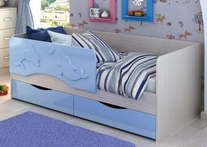 Кровать детская КР 813