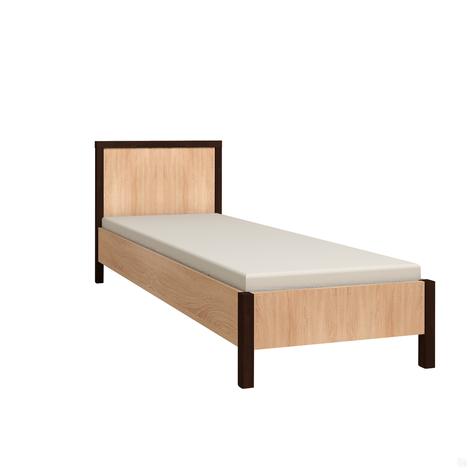 Кровать с ортопедическим основание Баухаус м