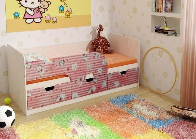 Кровать детская  Минима
