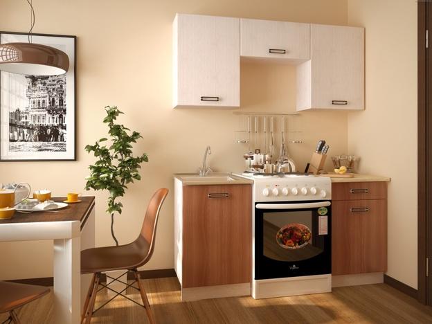 Кухонный гарнитур Катя-2 1600 мм