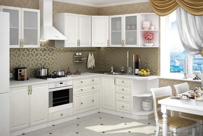 Модульная кухня Юлия композиция 2
