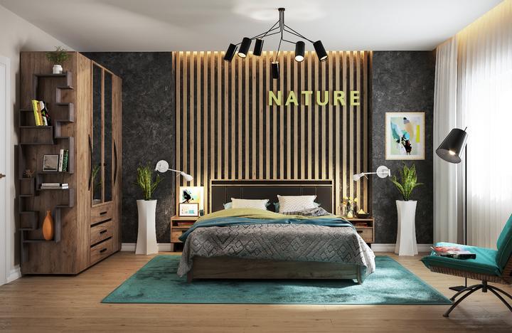 Спальня Натура