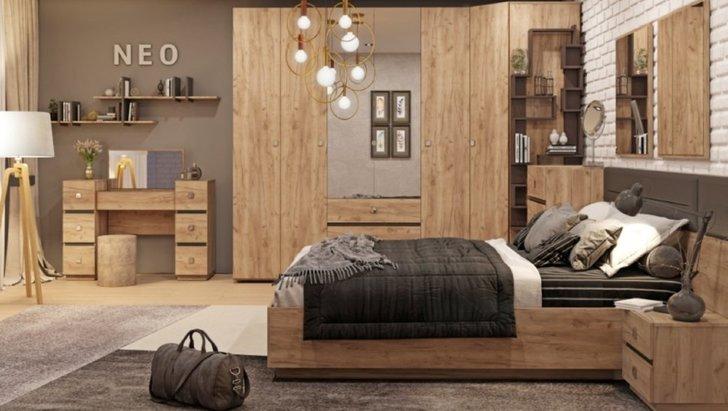 Спальня Нео