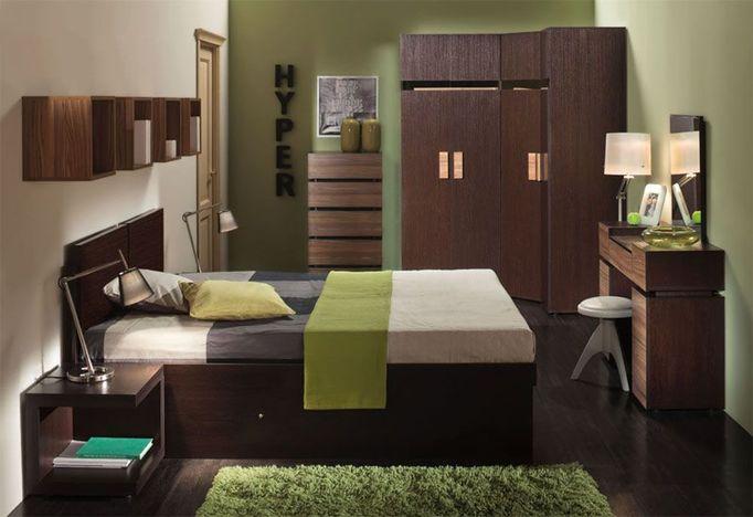 Спальный гарнитур Гипер 1