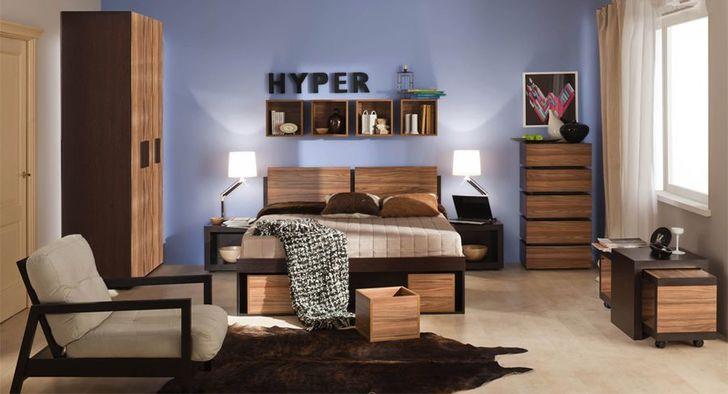 Спальня Гипер 2