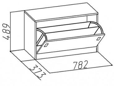 Тумба Комфорт 32