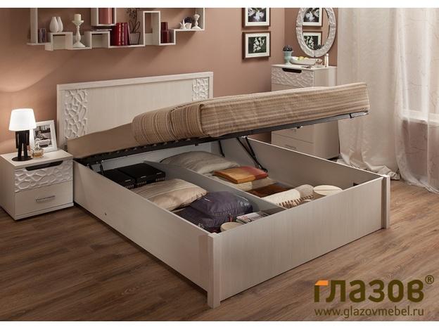 Виспа Кровать с пм бодега