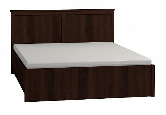 Кровать 1600 с подъёмным механизмом Шерлок орех