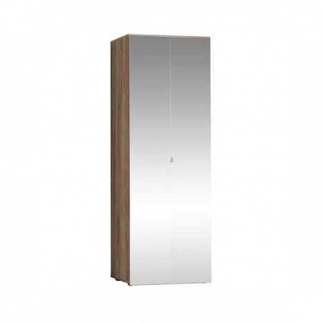 Шкаф для одежды зеркало+зеркало Нео 54