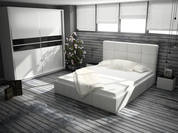 Кровать Гретта с подъемным механизмом