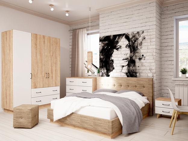 Спальня Ханна