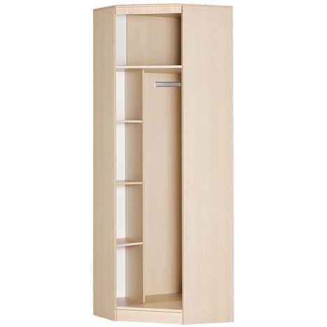 Шкаф угловой с зеркалом Инна 621 денвер темный