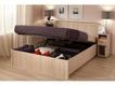 Кровать Шерлок дуб сонома с подъёмным механизмом