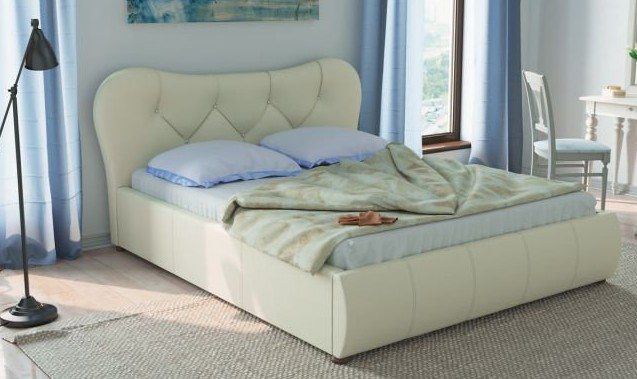 Кровать Лавита с подъемным механизмом