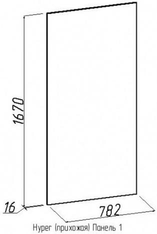 Панель 1 Гипер