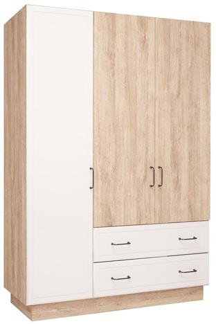 Шкаф 3-х дверный Ханна 4